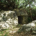【war-related site】Navy Naka Airfield Combat Operations Room Ruins