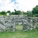 下地家の墓