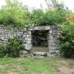 四島の主の墓