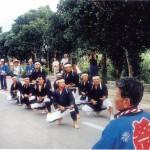 新里の豊年祭