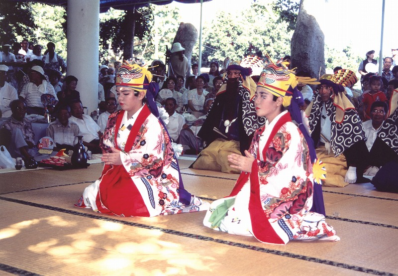 多良間島の豊年祭