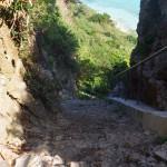 パチャの石段